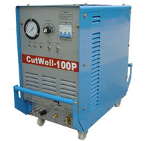 Fuente de corriente plasma con ondulador IGBT / automatizada