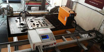 Máquina de corte de metal / por plasma / CNC / para chapas metálicas delgadas