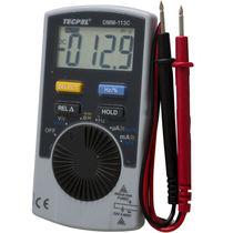 Multímetro digital / portátil / de tensión / de corriente