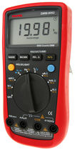 Multímetro digital / portátil / con termómetro / industrial