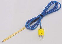 Termopar tipo K / de inserción / para medición de la temperatura de superficie