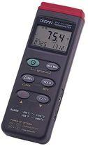Registrador de datos de temperatura / USB / con pantalla LCD / portátil