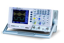 Osciloscopio digital / de sobremesa / 2 vías