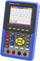 Osciloscopio digital / portátil / multivía
