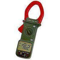 Pinza amperimétrica digital / portátil / de tensión / de corriente