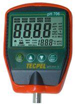 PHmetro portátil / de proceso / con electrodo en punta