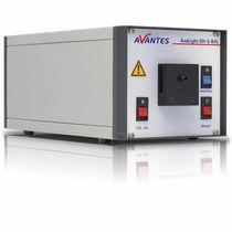 Fuente luminosa de deuterio / NIR / UV / benchtop