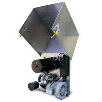 Aparato de vigilancia de densidad / de concentración de polvo y opacidad / automático / continuo