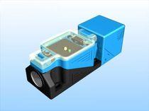Sensor de proximidad inductivo / rectangular / analógico