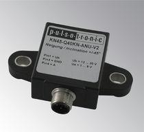 Sensor de inclinación de 2 ejes / con salidas de tensión