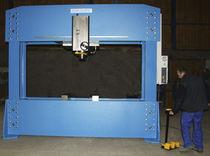 Prensa hidráulica / de formado / IP55 / para la construcción de barcos