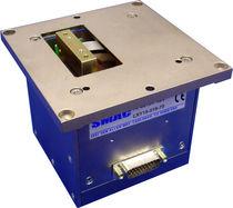 Platina de posicionamiento XY / eléctrica / 2 ejes / de precisión