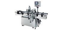 Máquina de etiquetado automática / 2 etiquetas / lineal / wraparound