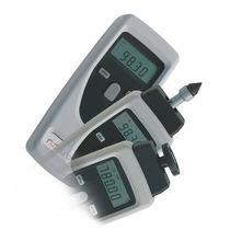 Tacómetro óptico / manual / digital / de 5 dígitos