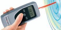 Tacómetro fotoeléctrico / manual / digital / de 5 dígitos