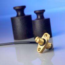 Sensor de velocidad de rotación / magnético / para aplicaciones de alta presión