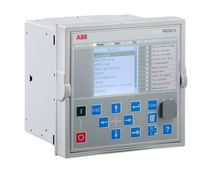 Relé de protección de fase / para montaje en panel / programable / digital