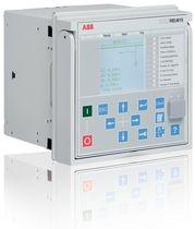 Relé de protección de sobretensión / de subtensión / para montaje en panel / programable