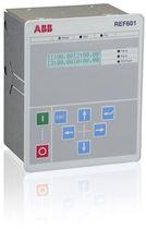 Relé de protección de frecuencia / para montaje en panel / digital / programable