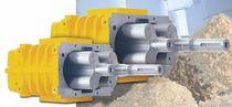 Soplador de aire / de pistón rotativo / monoetapa