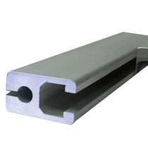 Perfil de aluminio / ranurado