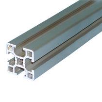 Perfil de aluminio / ranurado / para la protección de máquinas