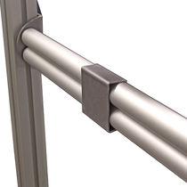 Elemento de fijación para perfiles de aluminio