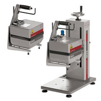 Máquina de marcado por micropercusión / benchtop / automática / para metal