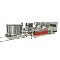 Línea de extrusión de película plana / para EVA / 3 capas / para película agrícola