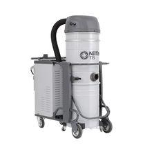 Aspirador de agua y polvo / trifásico / industrial / con limpieza de filtro automática