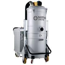 Aspirador de agua y polvo / para polvo peligroso / trifásico / industrial