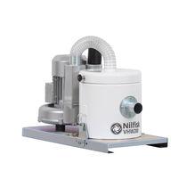 Aspirador de polvo / trifásico / para la industria alimentaria / químico