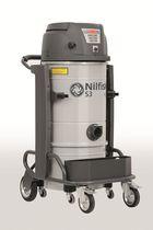 Aspirador de polvo / para polvo peligroso / monofásico / industrial