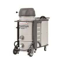 Aspirador de polvo / para polvo peligroso / trifásico / industrial