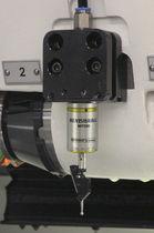 Palpador de medición / 3D / para máquinas herramientas / compacto