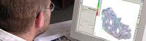 Software de control de piezas per comparación con modelo CAD
