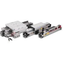 Actuador lineal / neumático / sin varilla / de doble efecto