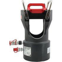 Herramienta de engaste hidráulica / para bornes de cables / con batería