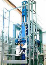 Máquina de cristalización