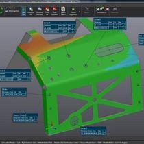 Software de visualización, análisis y reporting de mediciónes dimensionales