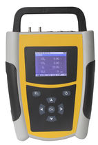 Analizador para biogás / de gas / de temperatura / portátil