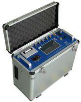 Analizador de gases de chimenea / de azufre / de oxígeno / de dióxido de carbono
