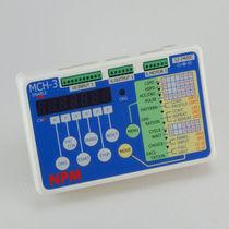 Controlador de movimiento multi-ejes / integrado / paso a paso