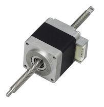 Actuador lineal / eléctrico / paso a paso