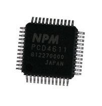 Controlador de movimiento multi-ejes / de circuitos integrados / paso a paso