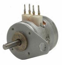 Motor paso a paso / con rotor jaula / con imán permanente / 18 V