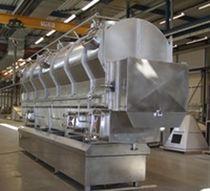 Secador de lecho fluidizado / batch / para la industria farmacéutica / refrigerador