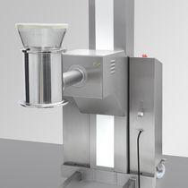 Tamiz de chapa perforada / para productos a granel / para aplicaciones farmacéuticas / de partículas