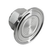 Sensor de presión absoluta / piezorresistivo / de salida en mV / montado en panel
