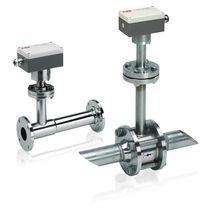 Caudalímetro másico / térmico / para gas / en línea